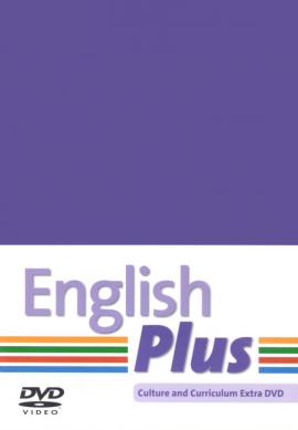 """Посібник """"English Plus: DVD (диск з відео)"""" - фото книги"""
