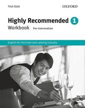 "Посібник""Highly Recommended New Edition 1: Workbook (робочий зошит)"" Alison Pohl, Trish Stott - фото обкладинки книги"