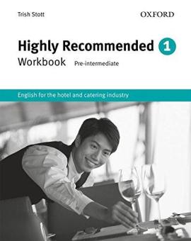 "Посібник""Highly Recommended New Edition 1: Workbook (робочий зошит)"" Alison Pohl, Trish Stott - фото книги"
