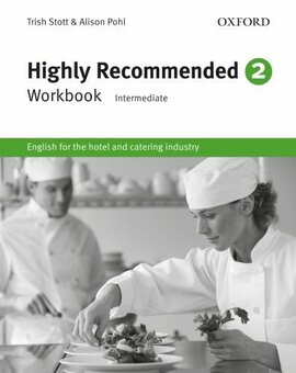 "Посібник""Highly Recommended New Edition 2: Workbook (робочий зошит)"" Alison Pohl, Trish Stott - фото книги"