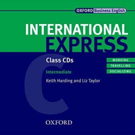 "Посібник ""International Express Interactive Edition Intermediate: Class Audio CDs (аудіодиск)"" - фото книги"