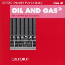 "Посібник ""Oxford English for Careers: Oil and Gas 2: Class Audio CD (аудіодиск)"" Alison Pohl"