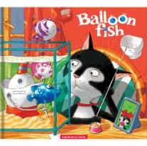 Повітряні рибки (анг.) Balloon fish - фото книги
