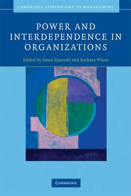 Книга Power and Interdependence in Organizations