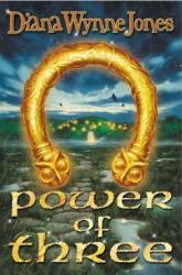 Power of Three - фото обкладинки книги