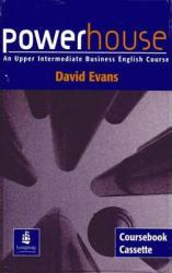 Powerhouse Upper Intermediate Coursebook - фото обкладинки книги