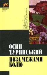 Поза межами болю - фото обкладинки книги