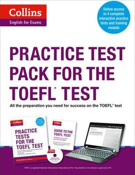Practice Test Pack for the TOEFL Test - фото книги