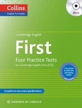 Practice Tests for Cambridge English: First : Fce - фото обкладинки книги