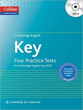 Practice Tests for Cambridge English: Key : Ket - фото обкладинки книги