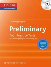 Practice Tests for Cambridge English: Preliminary : Pet - фото обкладинки книги