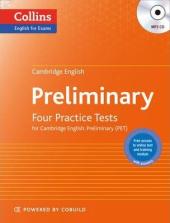 Practice Tests for Cambridge English: Preliminary : Pet - фото обкладинки книги
