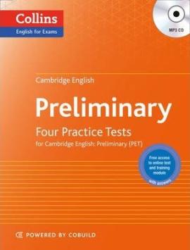 Practice Tests for Cambridge English: Preliminary : Pet - фото книги