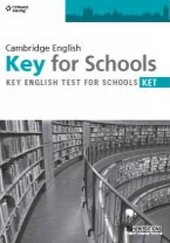 Practice Tests for Cambridge KET for Schools Student Book - фото обкладинки книги