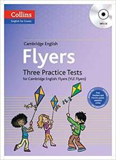 Practice Tests for Flyers - фото обкладинки книги