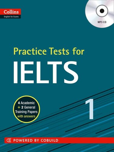 Посібник Practice Tests for IELTS 1