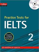 Аудіодиск Practice Tests for IELTS 2