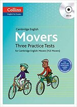 Аудіодиск Practice Tests for Movers
