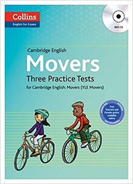Practice Tests for Movers - фото книги