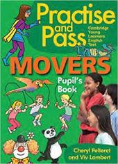 Practise and Pass Movers - фото обкладинки книги