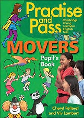 Practise and Pass Movers - фото книги