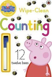 Practise with Peppa: Wipe-Clean First Counting - фото обкладинки книги