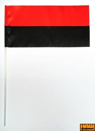 Прапорець УПА атласний