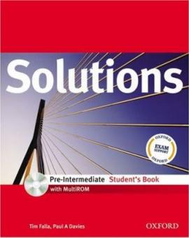Pre-Intermediate. Student's Book with MultiROM Pack - фото книги
