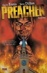 Preacher. Book One - фото обкладинки книги