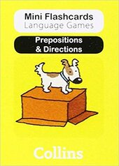 Prepositions & Directions - фото обкладинки книги