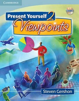 Present Yourself 2 Student's Book with Audio CD : Viewpoints - фото книги