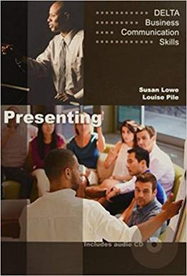 Presenting (Delta Business Communication Skills) - фото книги