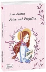 Pride and Prejudice - фото обкладинки книги