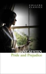 Pride and Prejudice (Collins Classic) - фото обкладинки книги