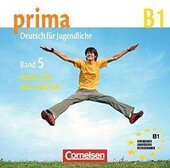 Prima-Deutsch fur Jugendliche 5 (B1). Audio CD - фото обкладинки книги