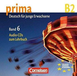 Prima-Deutsch fur Jugendliche 6 (B2). Audio CD - фото книги