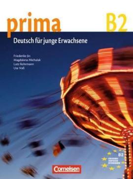 Prima-Deutsch fur Jugendliche 6 (B2). Schulerbuch - фото книги