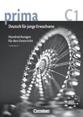 Prima-Deutsch fur Jugendliche 7 (C1). Handreichungen fur den Unterricht - фото обкладинки книги