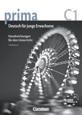 Prima-Deutsch fur Jugendliche 7 (C1). Handreichungen fur den Unterricht - фото книги