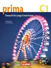 Prima-Deutsch fur Jugendliche 7 (C1). Schulerbuch - фото обкладинки книги