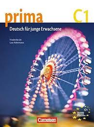 Prima-Deutsch fur Jugendliche 7 (C1). Schulerbuch - фото книги