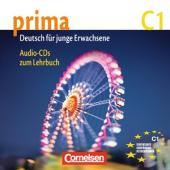 Prima-Deutsch fur Jugendliche7 (C1). Audio CD - фото обкладинки книги