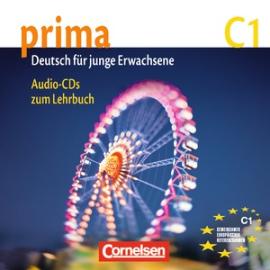 Prima-Deutsch fur Jugendliche7 (C1). Audio CD - фото книги