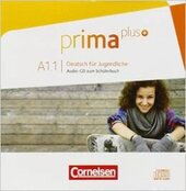 Prima plus A1/1. Audio CD - фото обкладинки книги