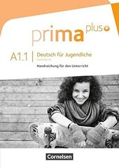 Prima plus A1/1. Handreichung fur den Unterricht - фото обкладинки книги