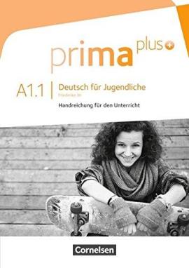Prima plus A1/1. Handreichung fur den Unterricht - фото книги