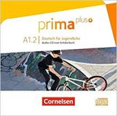 Prima plus A1/2. Audio CD - фото обкладинки книги
