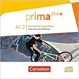 Prima plus A1/2. Audio CD - фото книги