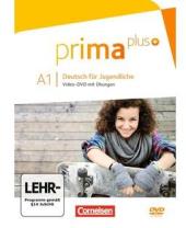 Prima plus A1. Video-DVD mit bungen (відеодиск) - фото обкладинки книги