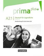 Prima plus A2/1. Handreichung fur den Unterricht - фото обкладинки книги